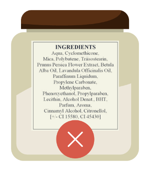 Avoid Unknown Chemical Ingredients