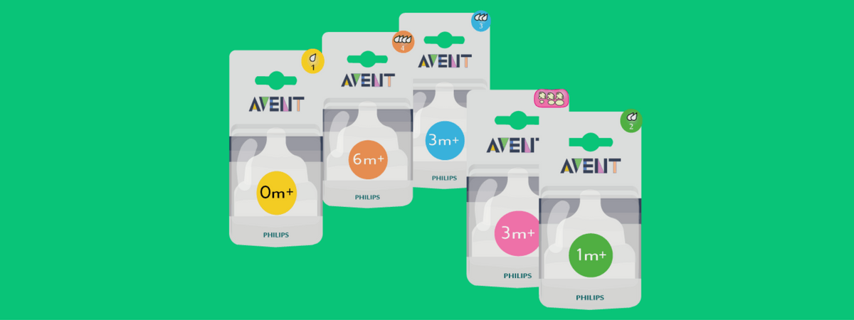Which Avent Nipple Sizes Should I Be Using?
