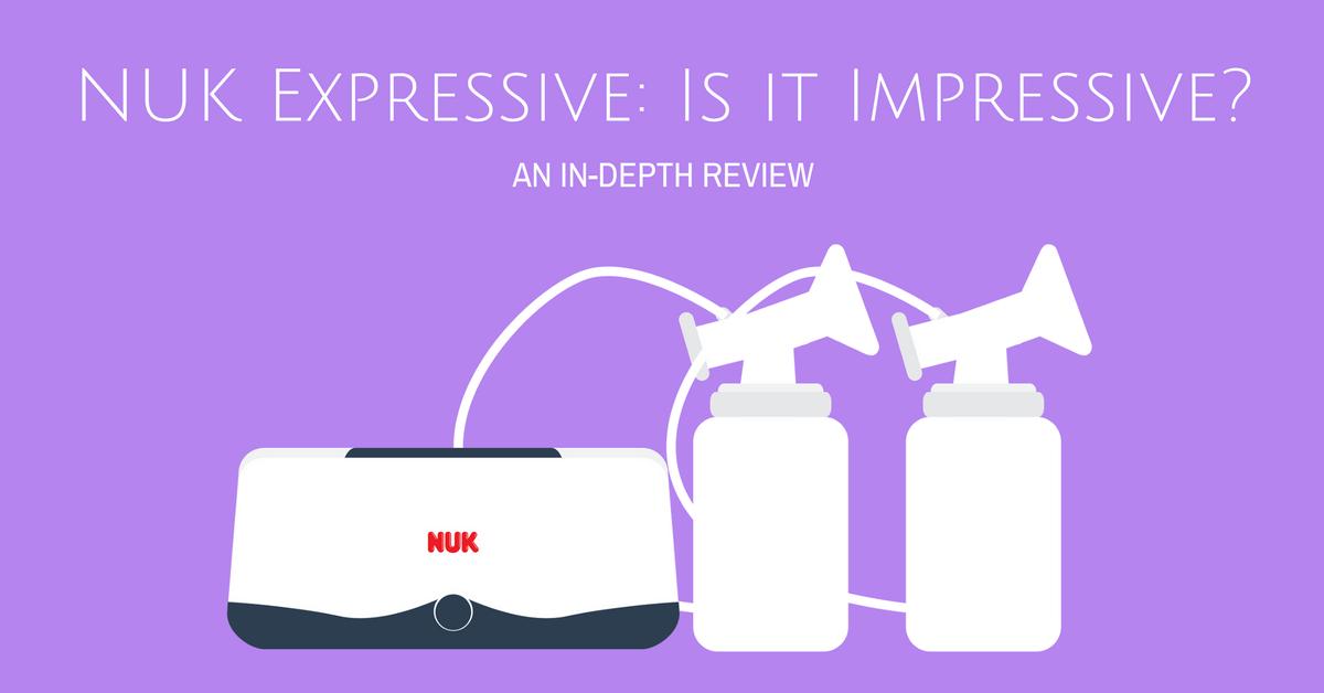 NUK Breast Pump Review