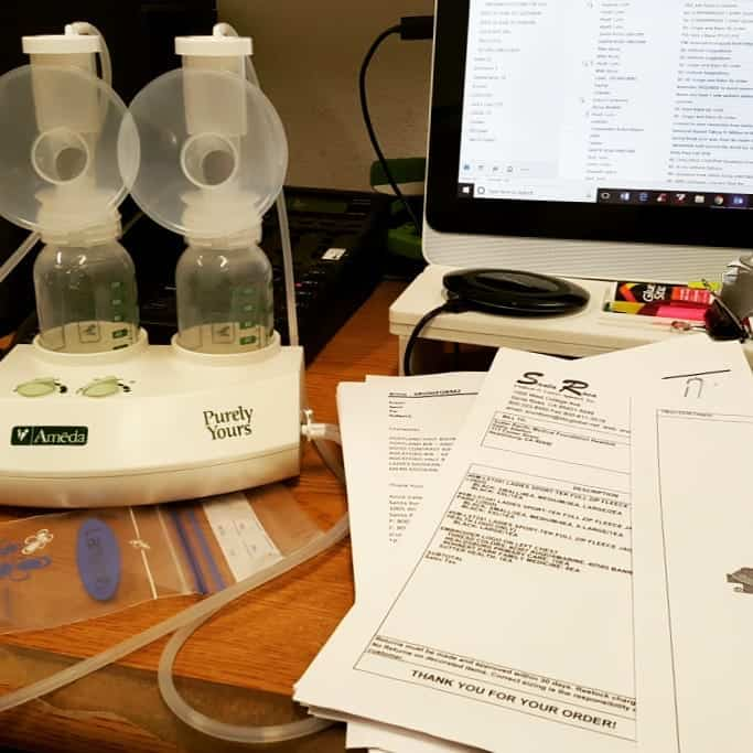 Ameda Purely Yours Breast Pump Review 2019