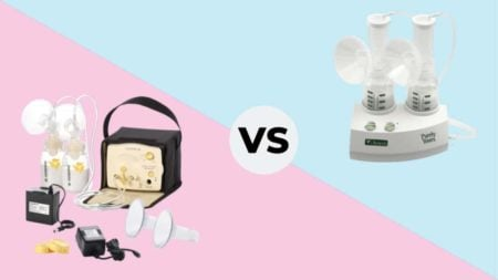 Ameda Purely Yours vs Medela Pump In Style (2020 Comparison Guide)
