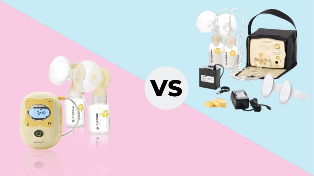 Medela Freestyle Vs Pump In Style 2020 Comparison Guide