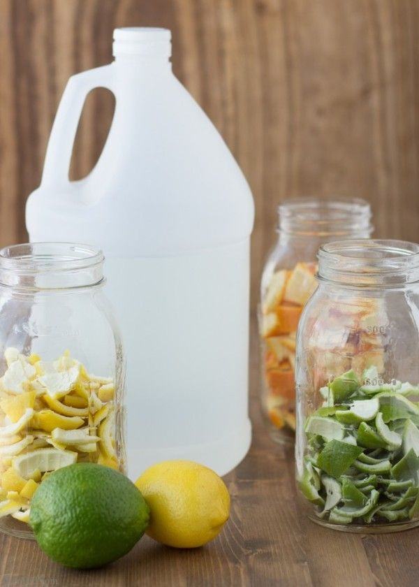 This DIY cleaning solution is not only all natural, but it will make your house smell fantastic, too.