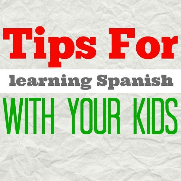 No problem if you don't know Spanish yourself - you can learn together with these tips.
