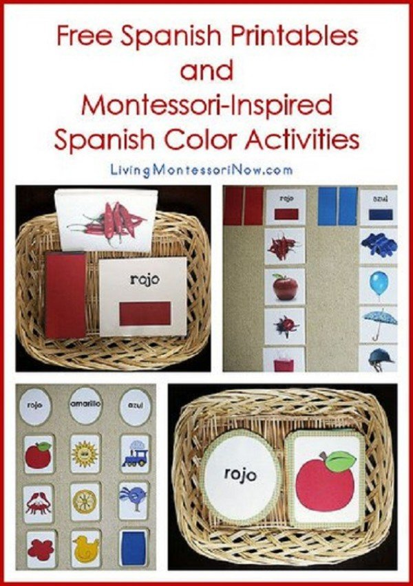If you like the Montessori method, you'll love this approach to teaching Spanish to young ones.
