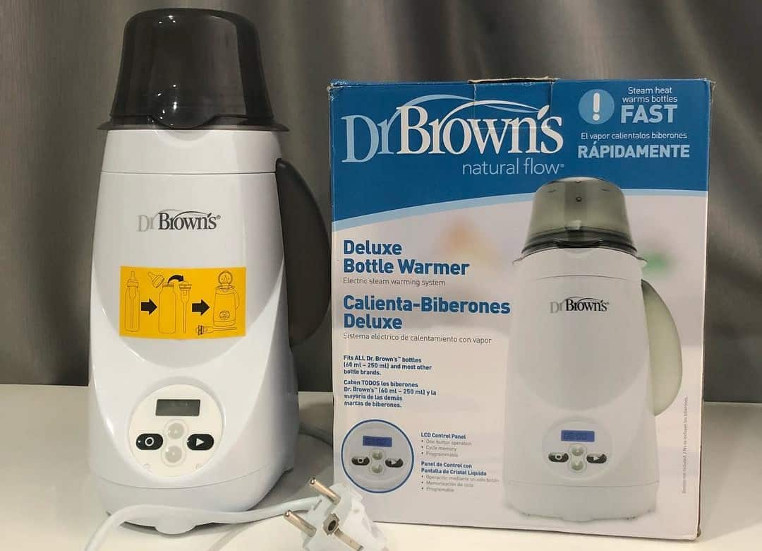Dr Brown Bottle Warmer Review