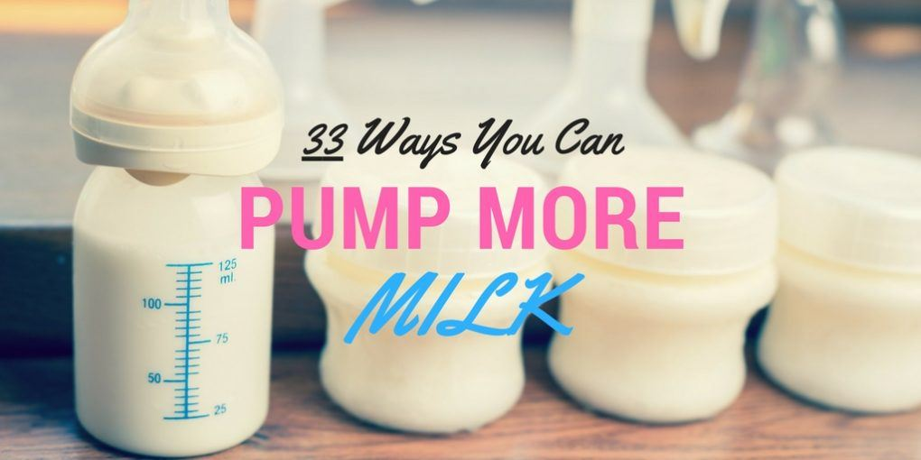 How To Pump More Milk - The Ultimate Guide