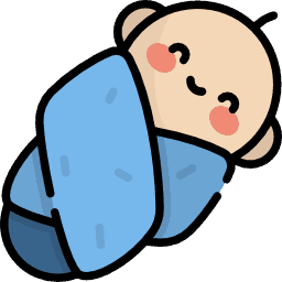 Your baby's comfort Icon