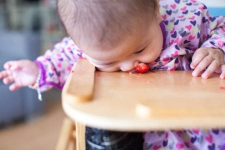 How to Clean a High Chair (Step by Step Guide)