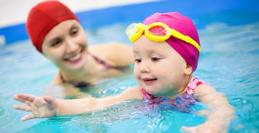 Swim Safety For Children