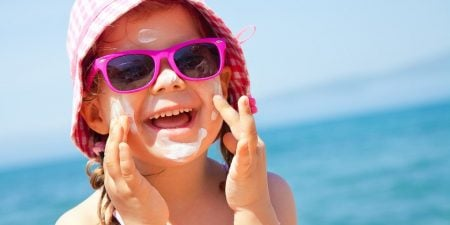 Sun Safety For Kids: The Ultimate Guide For Parents [Infographic]