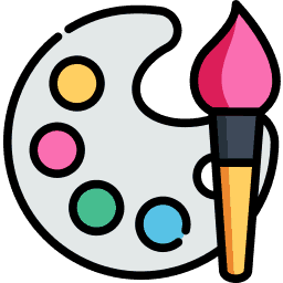 Creative and imaginative toys Icon