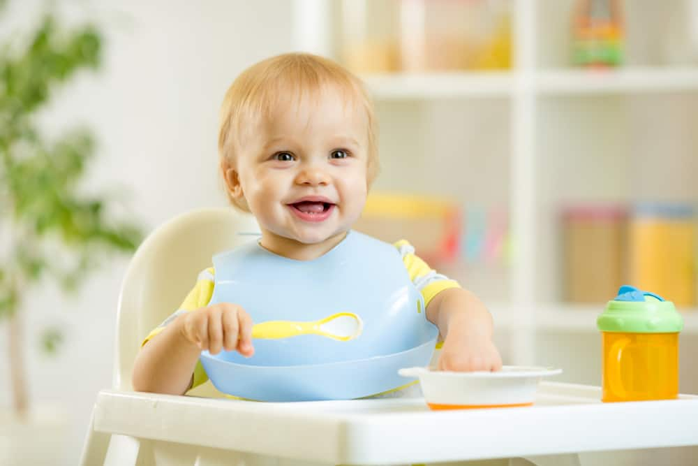 When Can Your Baby Sit in a High Chair?