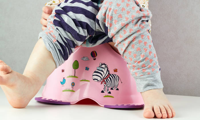 Toddler potty training cloth diapers