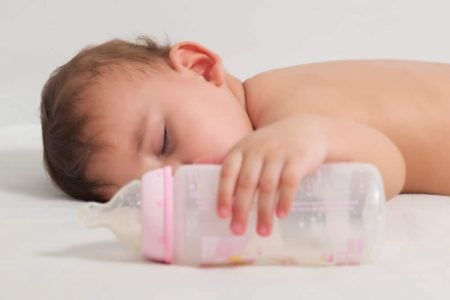 How to Stop Bottle Feeding Your Baby