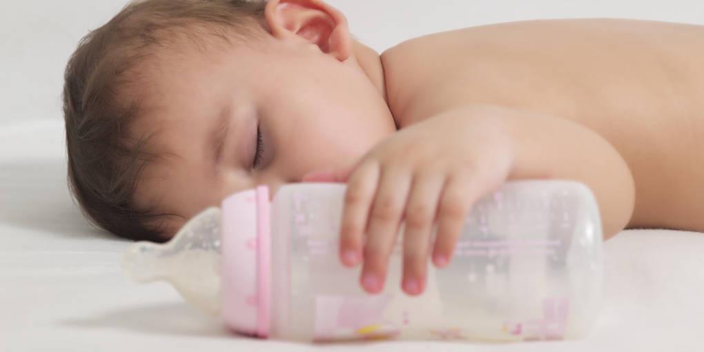 When to stop using baby bottles