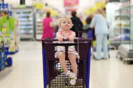 Best Shopping Cart Covers To Protect Baby From Germs