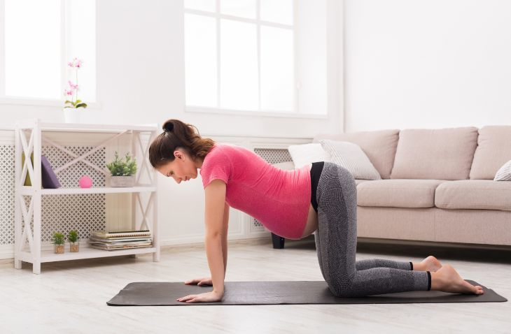 8 Best Exercises For Inducing Labor Naturally Step By Step Guide