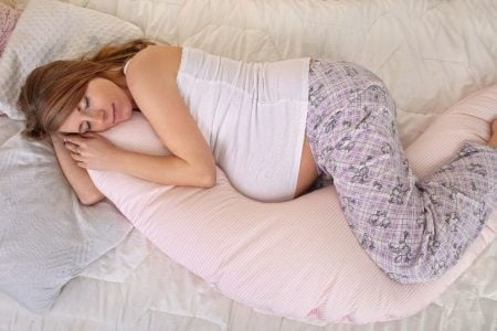 The Best Pregnancy Pillows to Help You Sleep During Pregnancy