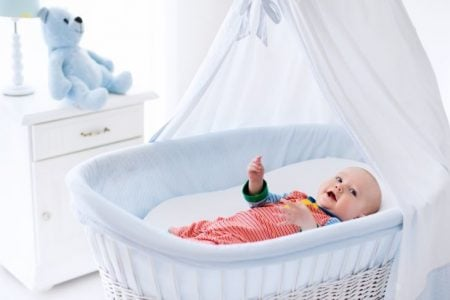 Bassinet Sleep Safety: 3 Bassinet Safety Rules You Should Know