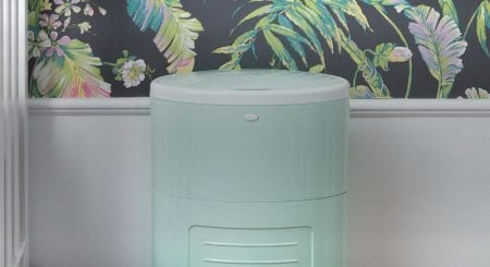 Diaper Dekor Cloth Diaper Pail