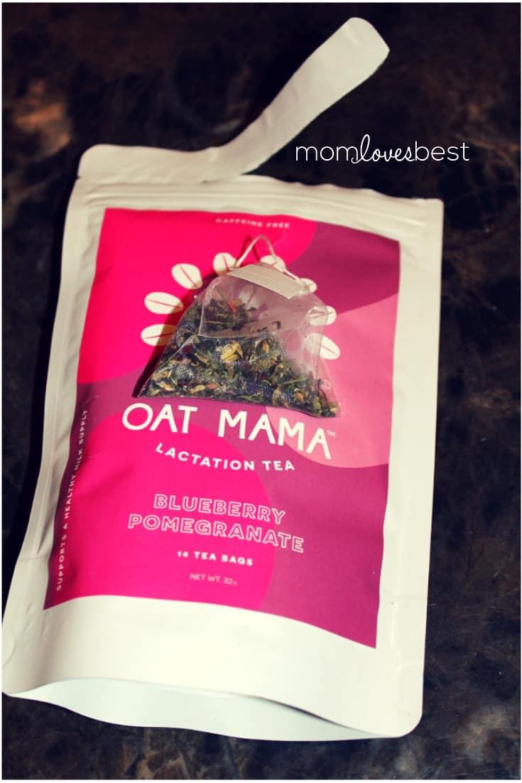 Product Image of the Oat Mama Lactation Tea