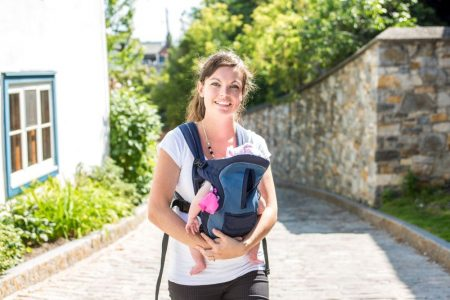 How To Use Soft-Structured Baby Carriers