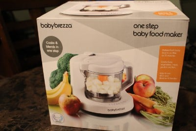 Product Image of the Baby Brezza Baby