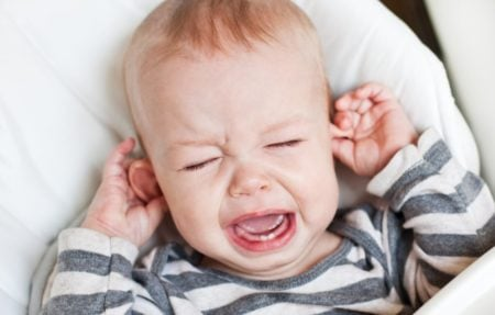 Baby Ear Infection: How to Identify & Deal With Them