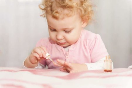 Painting Baby & Toddler Nails: Is It Safe? Which Brands Can You Use?