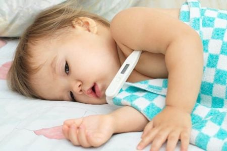 Baby's First Cold and Flu Season (6 Tips from a Pediatrician)