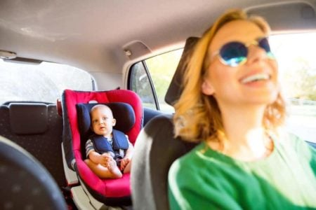 5 Best Baby Car Mirrors You Can Buy In 2019