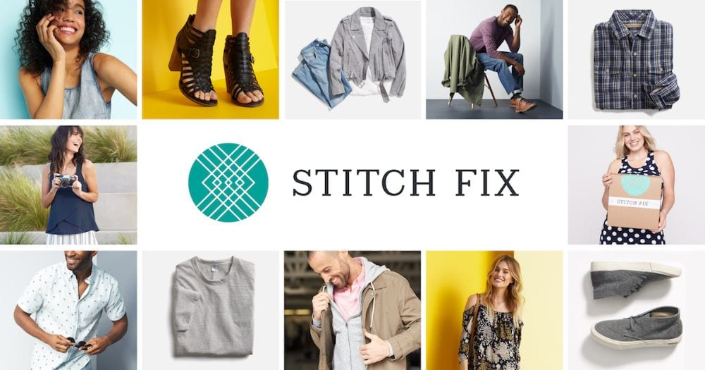Product Image of the Stitch Fix Maternity Subscription Box
