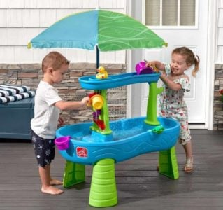 13 Best Toddler Water Tables for Maximizing Outdoor Fun