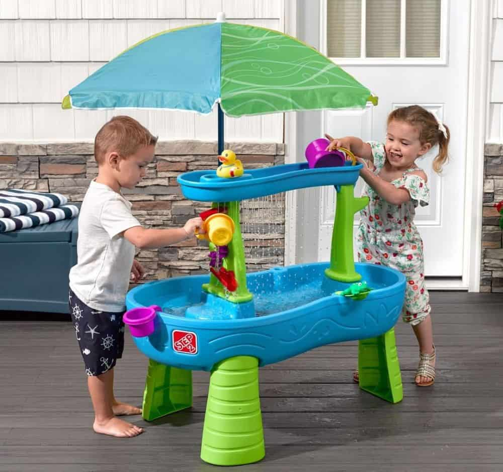 The Best Water Tables for Kids (to Encourage Outdoor Play)
