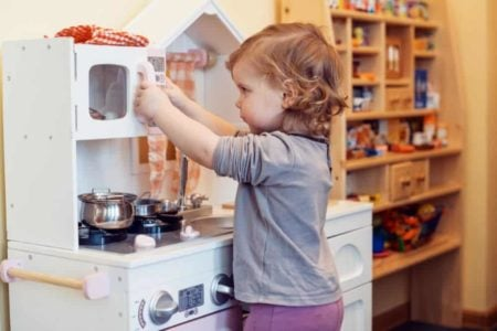 9 Best Toy Kitchen Sets for the Little Cook in Your Life