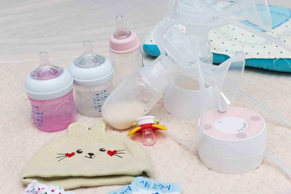 How to Dispose of an Old Breast Pump