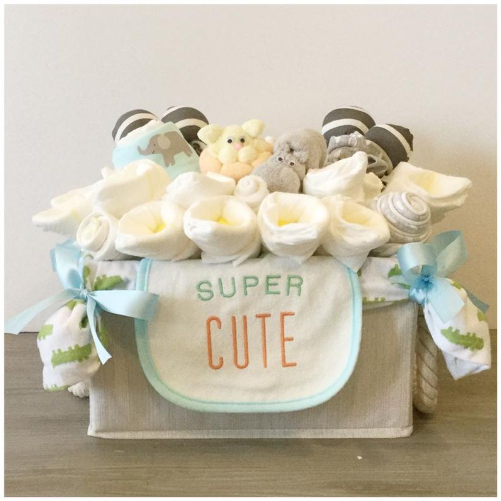 Product Image of the Twins Gift Basket