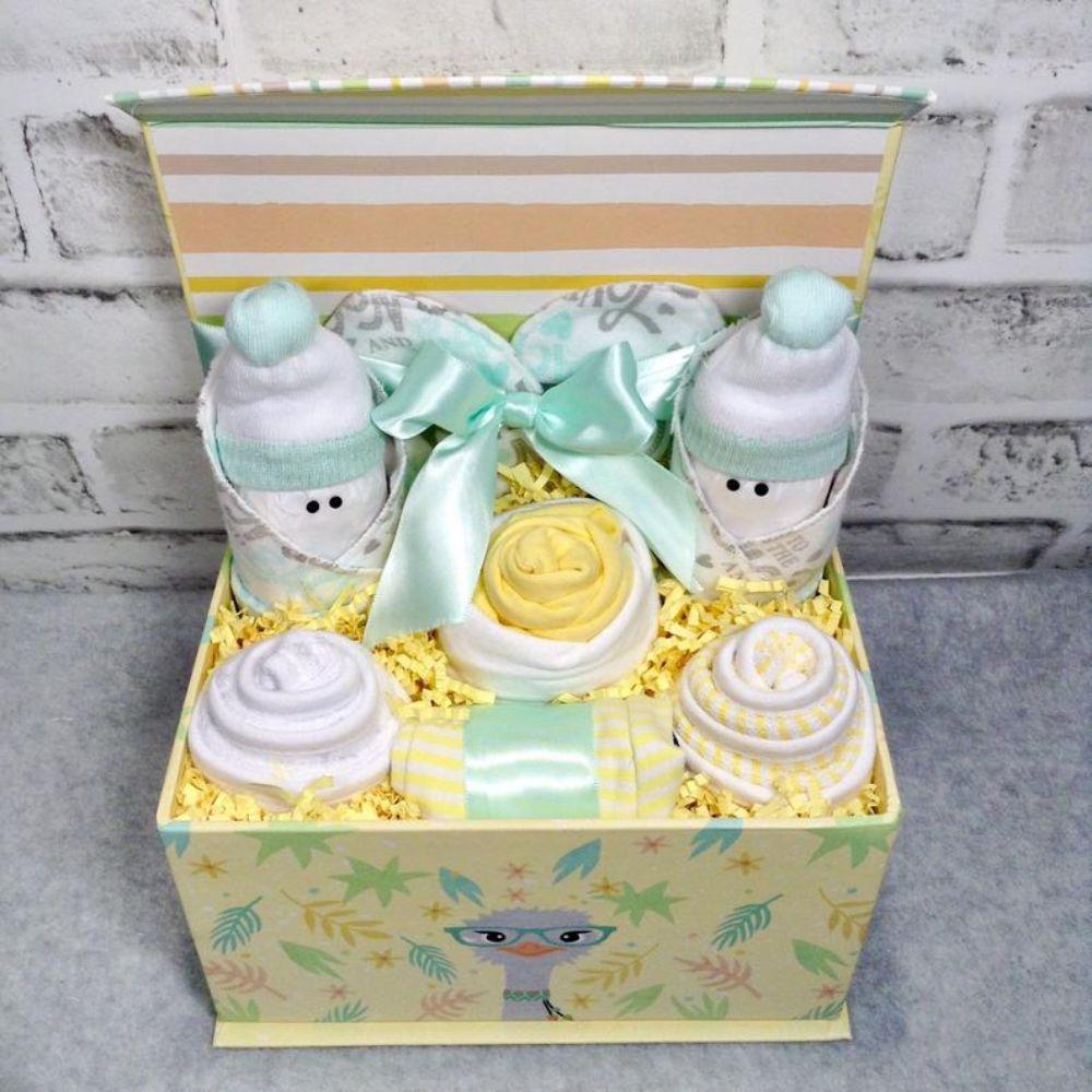 Product Image of the Baby Girl Gift Basket