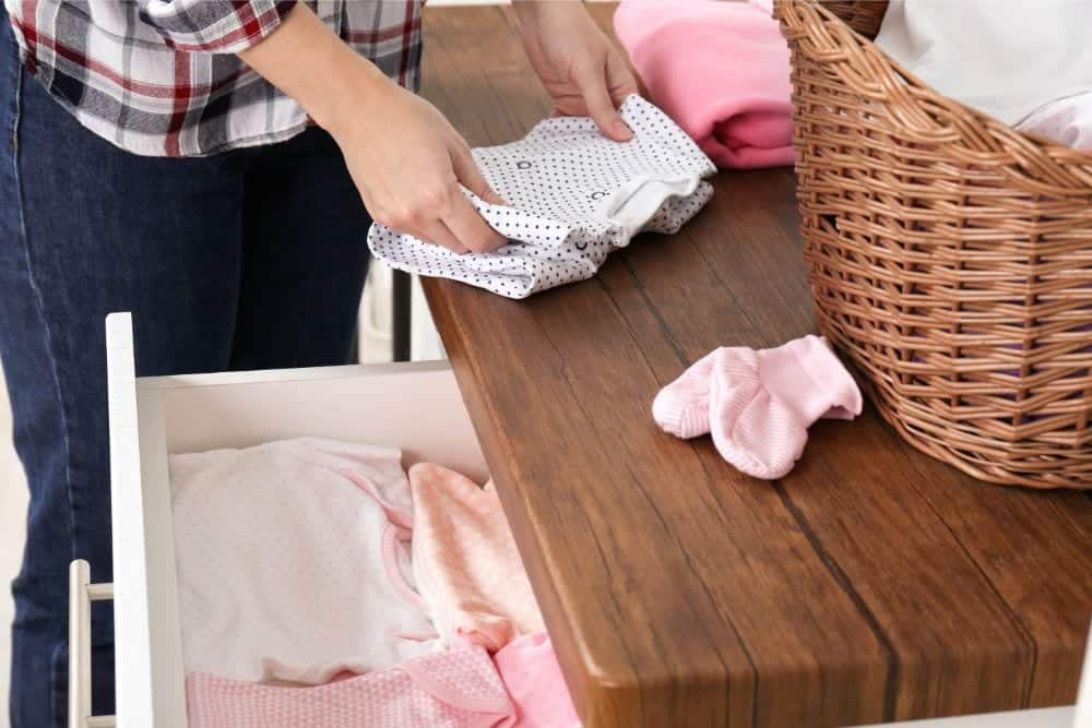 How to Fold Baby Clothes: We've Got You Covered