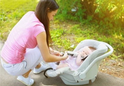How to Find a Free Car Seat Before Baby Comes (9 Clever Methods)