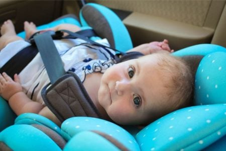How to Keep Baby Cool in Their Car Seat (5 Simple Tips)