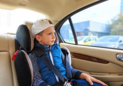 Help for When Your Child Graduates to a Booster Seat