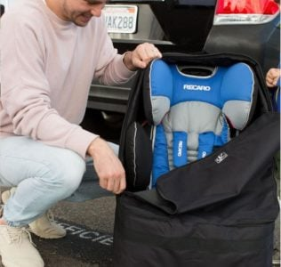 Best Car Seat Travel Bags of 2020