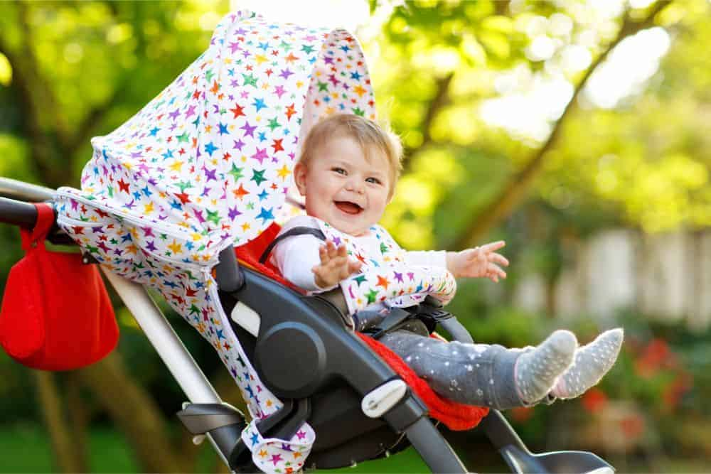 Top 7 Tips to Keep Baby Cool in Their Stroller