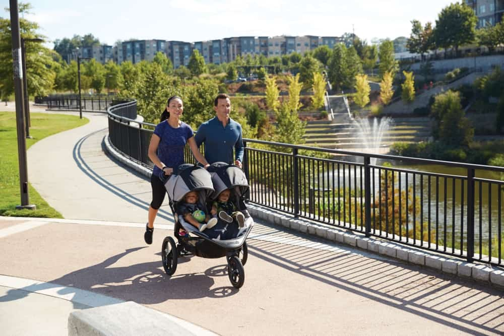 The 7 Best Double Jogging Strollers For Your Money In 2020
