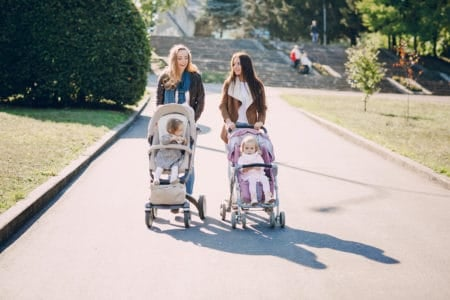5 Best Sit and Stand Strollers (2019 Reviews)