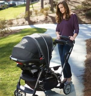 Product Image of the Graco Roomfor2 Click Connect