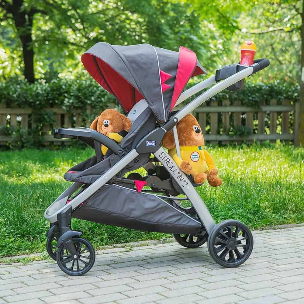 Photo of a Chicco stroller