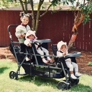 5 Best Triple Strollers (2020 Reviews)